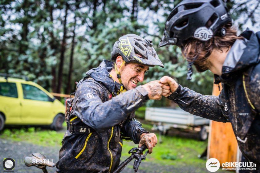 e-bike e biker esperti