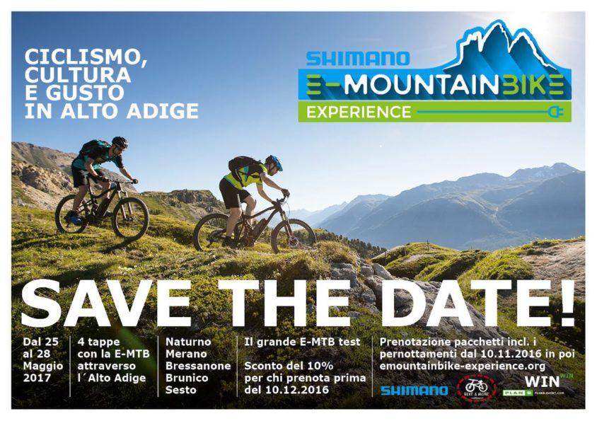 Shimano e-Mountainbike experience