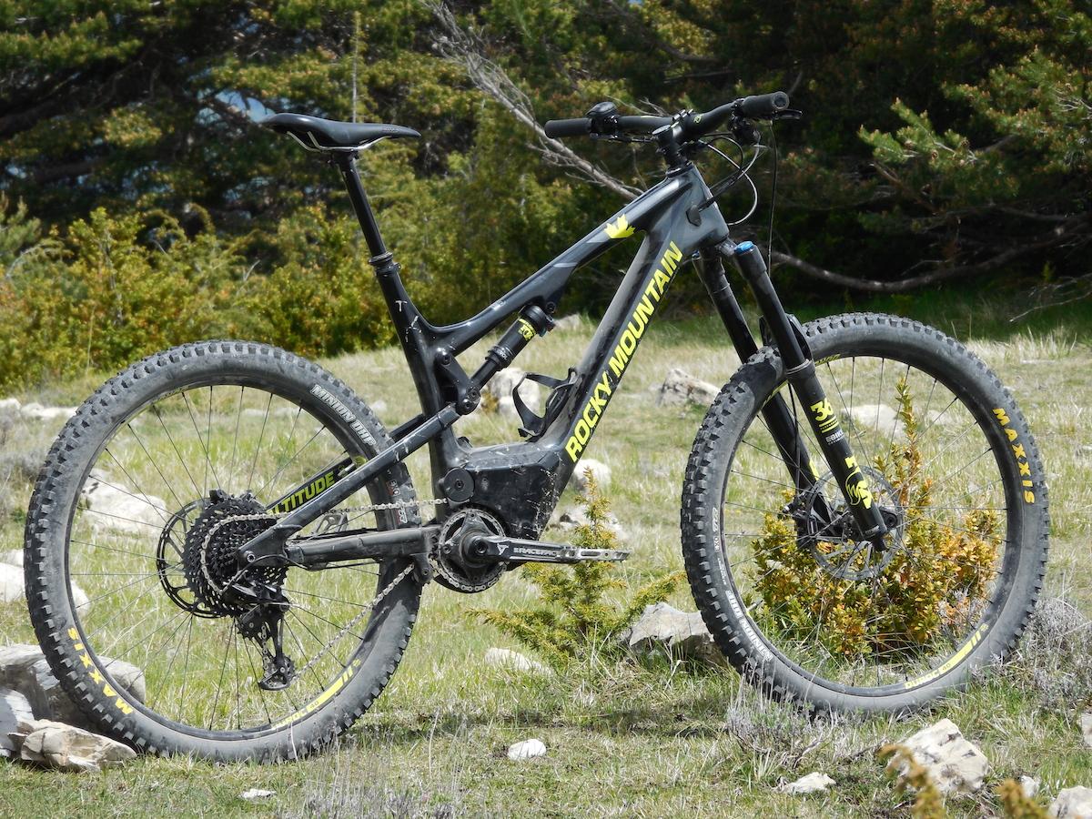 Anteprima Rocky Mountain Altitude Powerplay Un Altro