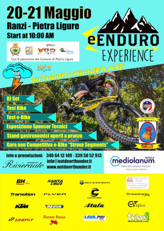 E-Enduro Experience
