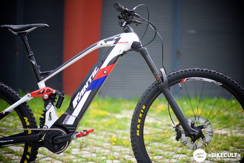 Fantic Xf1 Integra Enduro Race