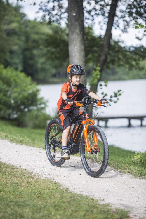 e-bike per ragazzi