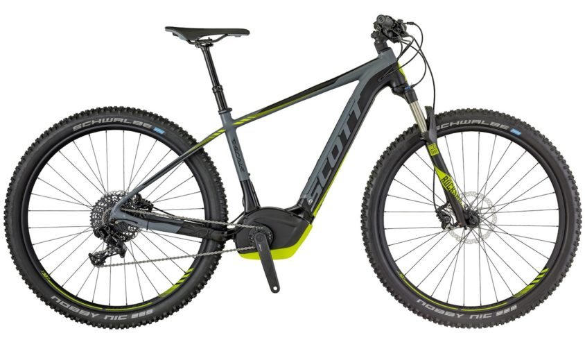 Gamma e-Bike Scott 2018