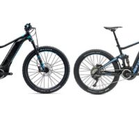 e-bike Giant 2018