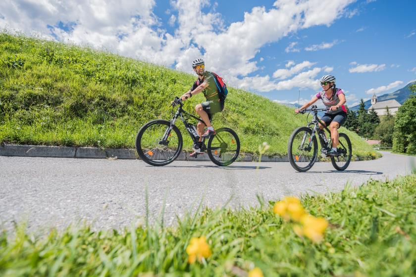 e-bike Testival di Laces