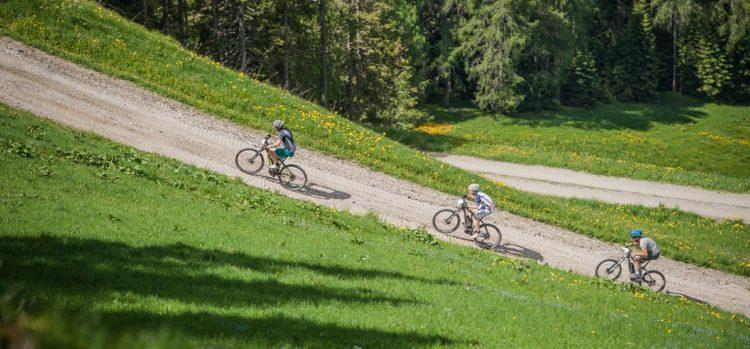 I Campionati del Mondo di e-Bike fanno tappa sulle Dolomiti