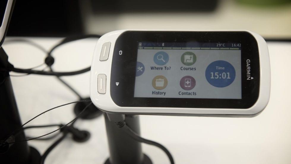 Entriamo nella tecnologia Garmin. E diamo uno sguardo al futuro