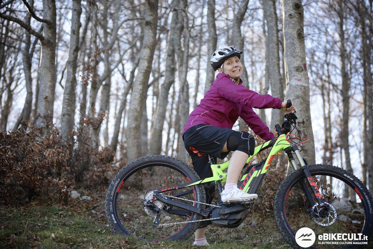 Mi porti in bici con te