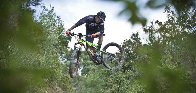 Maggiora Park e Scott insieme per il 1º e-Bike Park italiano