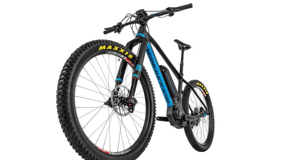Mondraker e-Prime: e-bike in carbonio per il divertimento