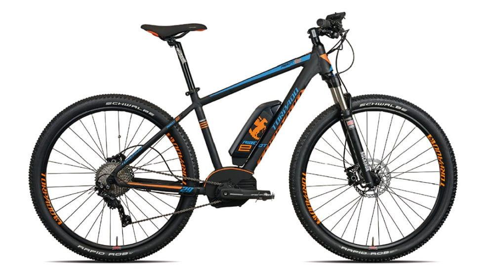 Torpado Ribot E: debuttano le e-bike con motore Bosch