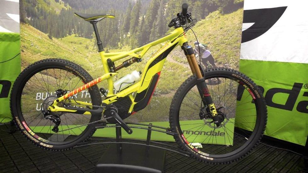 ANTEPRIMA – Cannondale Moterra, e-bike full super compatta