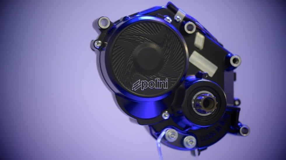 VIDEO – Ecco il Polini E-P3, sistema per e-bike creato a Bergamo