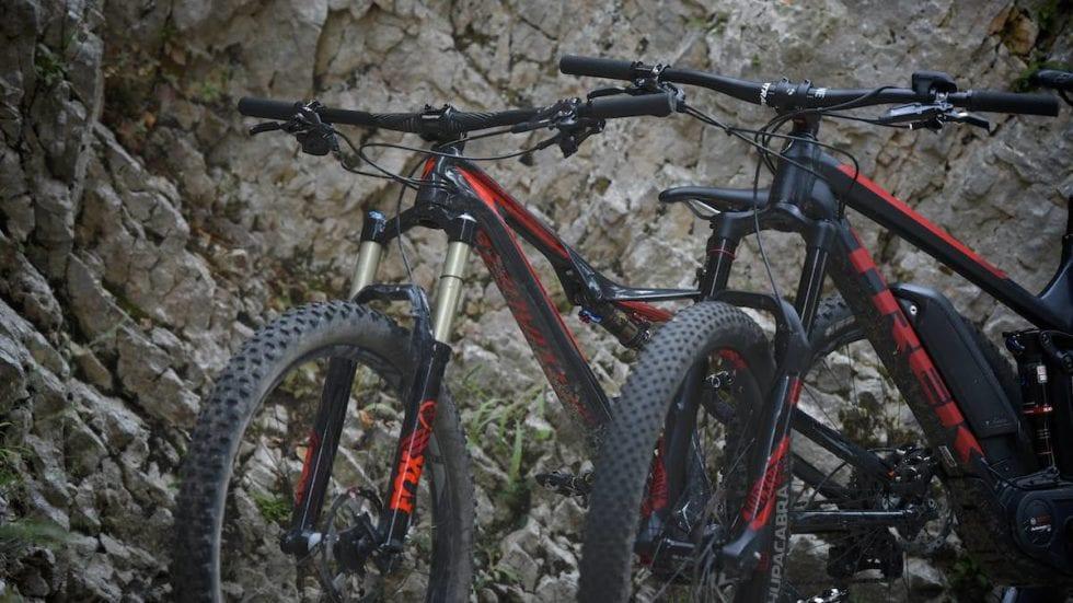 Quali differenze fra Mtb ed e-bike? 12 punti su cui riflettere