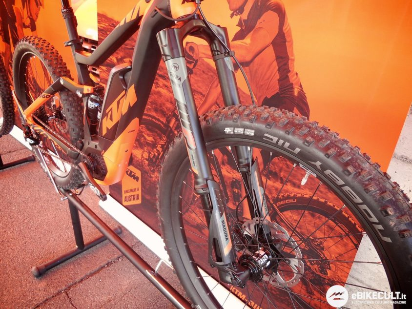differenze fra Mtb ed e-bike