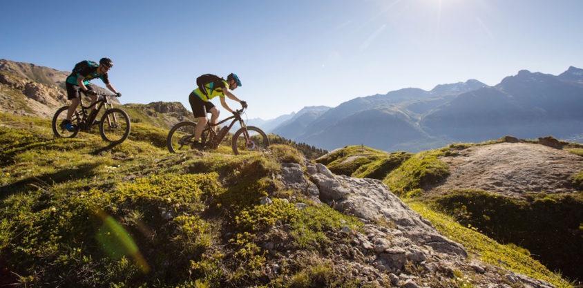 Shimano e-Mountainbike Exprience