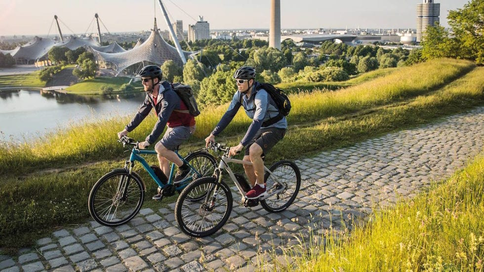 Bosch eBike System a favore dell'elettromobilità urbana