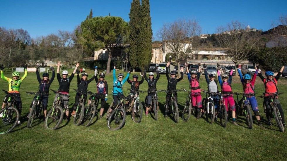A Massa Vecchia il 1° evento Ride Like a Girl Project