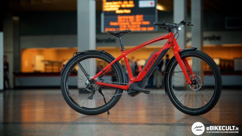 Trek Super Commuter +: addio automobile…
