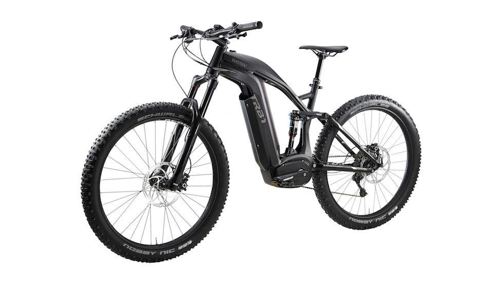 VIDEO – Nuove e-bike Besv TRB1 con batteria da 756 Wh