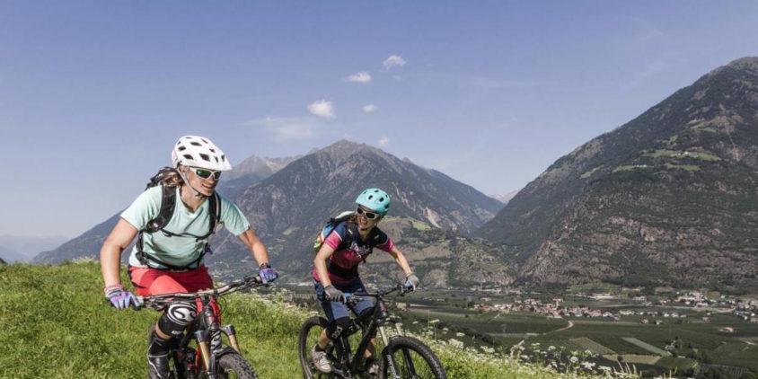 e-bike in Alto Adige