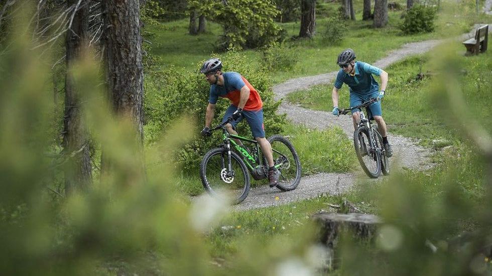 A BikeUp le e-bike Scott e Bergamont disponibili in test