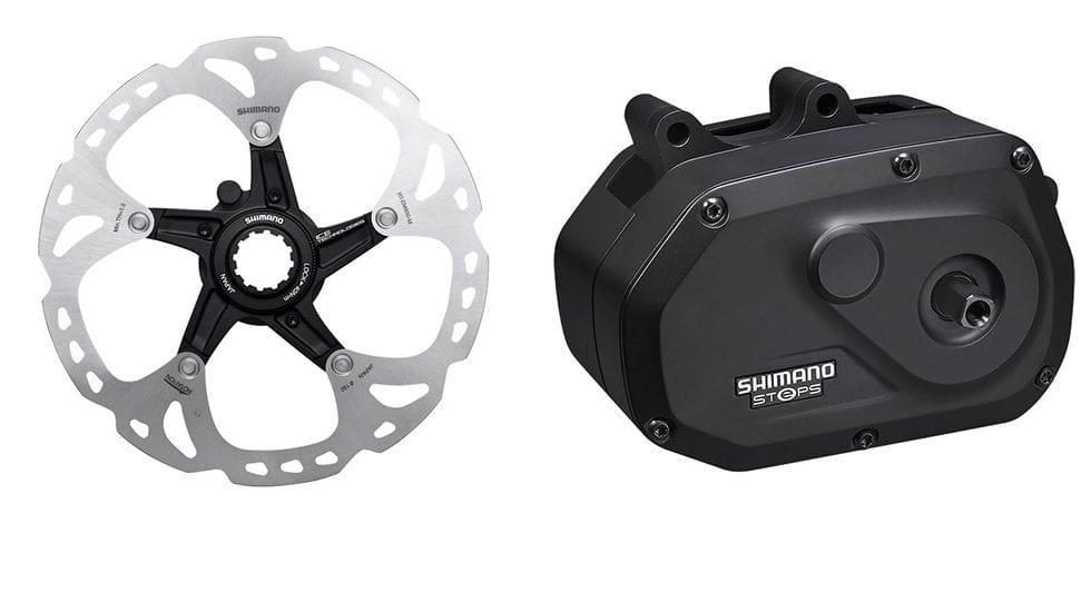 Shimano presenta nuovi componenti e upgrade per le e-bike