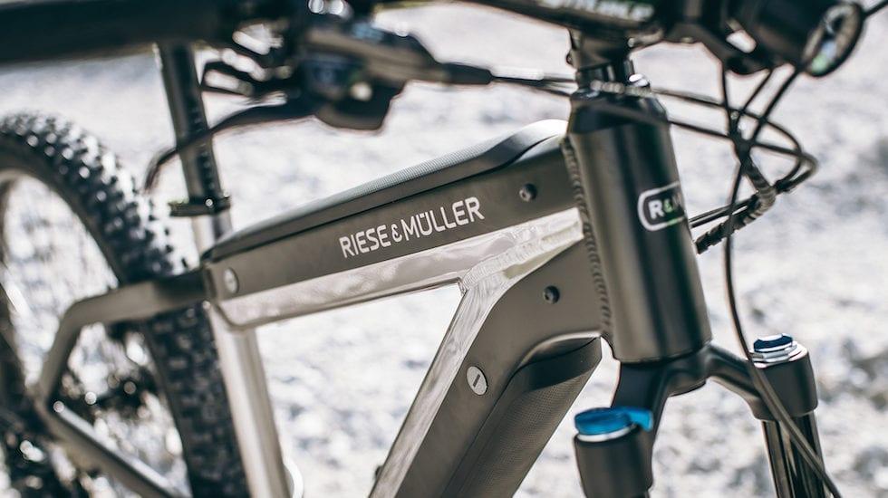 Riese & Müller amplia la gamma di Mtb a pedalata assistita