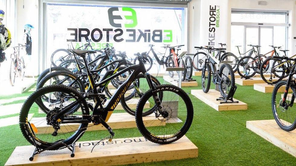 EBike Store Brescia: vendita, noleggio e assistenza solo per e-bike