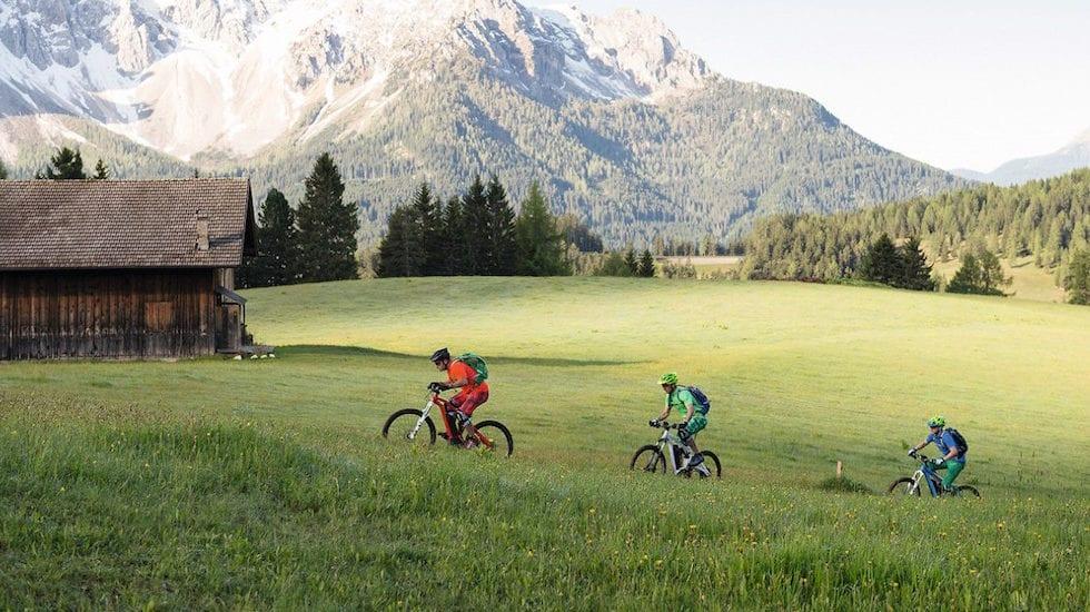 E-bike e terme, insieme per il benessere