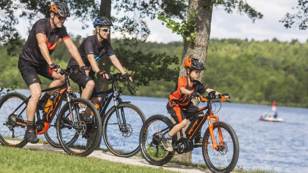 Da Ktm e Haibike arrivano le prime e-bike per ragazzi