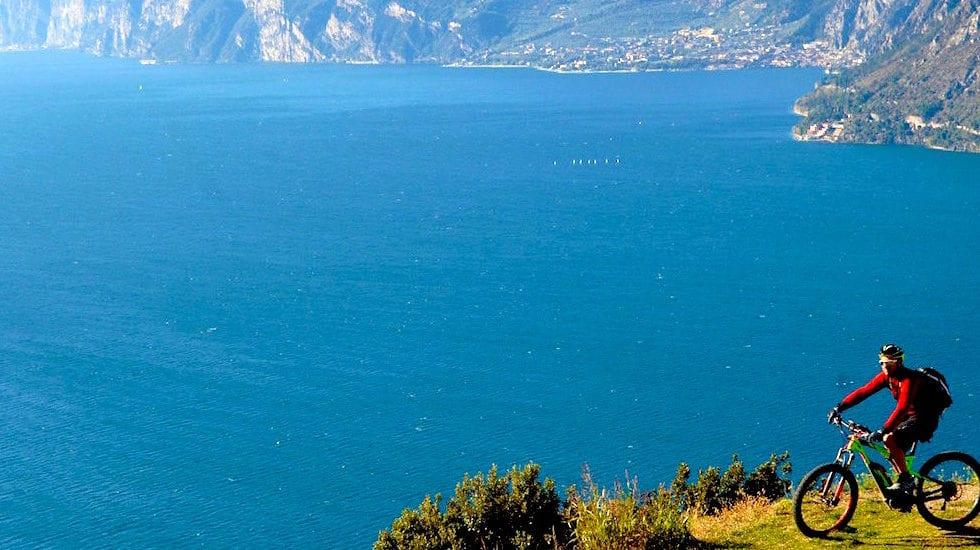 EMtb Adventure Garda Trentino: il programma e i percorsi