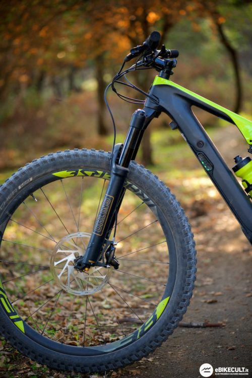 Specialized S-Works Turbo Levo Carbon