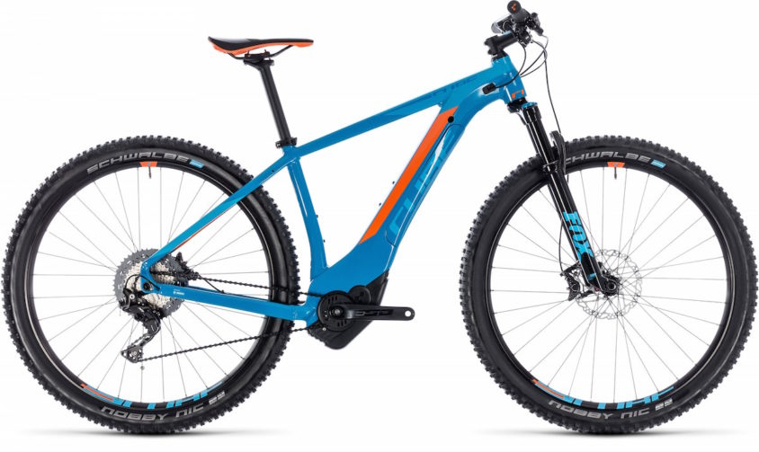 Scegliere la e-bike 2018