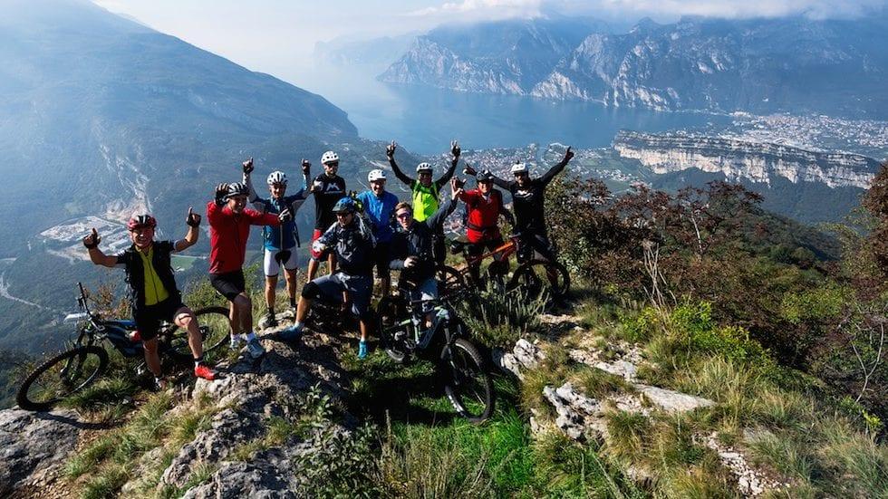 EMtb Adventure, promossa a pieni voti la 1ª edizione dell'evento