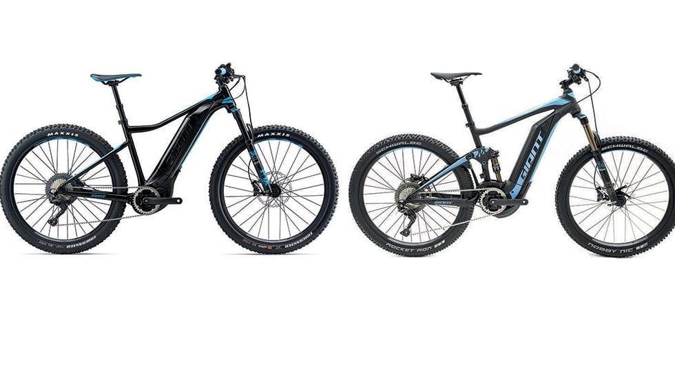 Gamma e-bike Giant 2018: le immagini e i prezzi