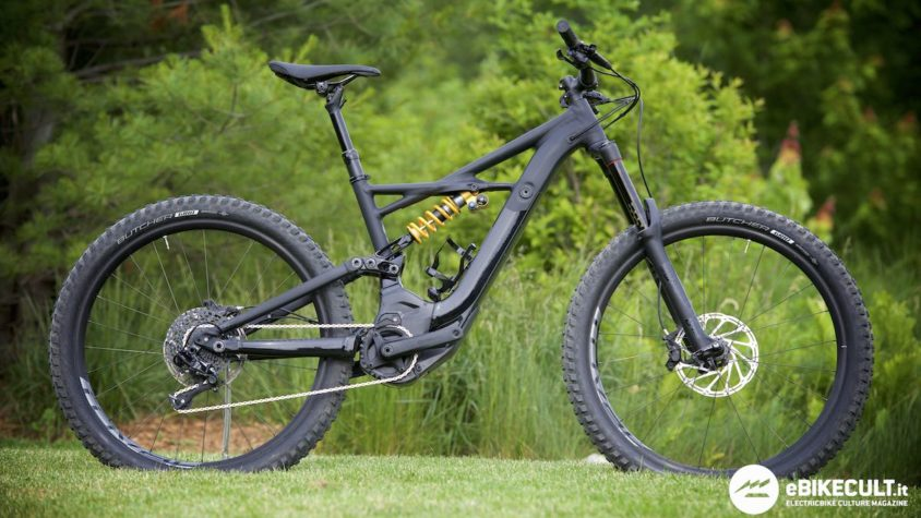 e-bike da enduro