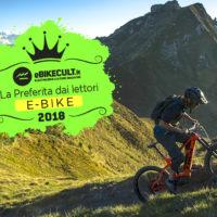 sondaggio e-bike 2018