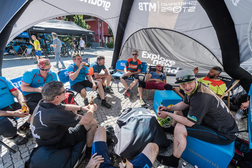 Shimano e-Mountainbike Experience 2018