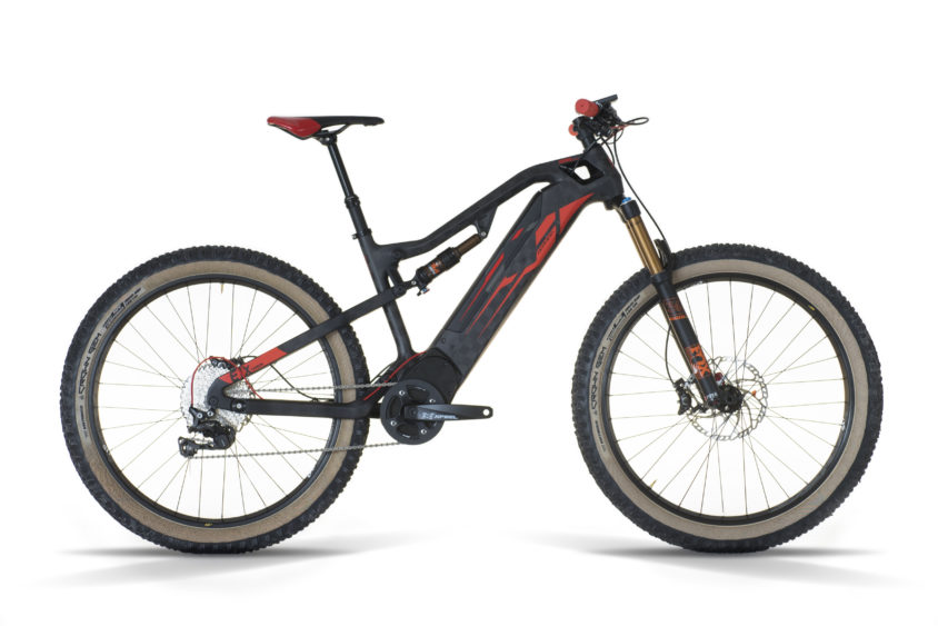 Olympia E1-X Carbon SL