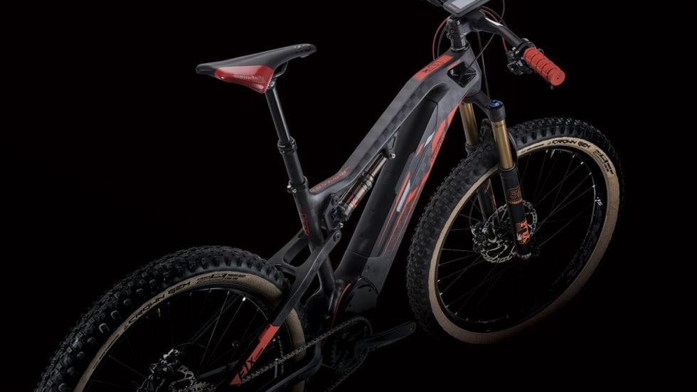 Olympia E1-X Carbon SL: il top di gamma che convince tutti