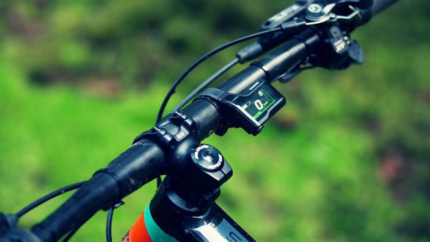 allenarsi con la e-Bike, Rémy Absalon, Scott e-Genius