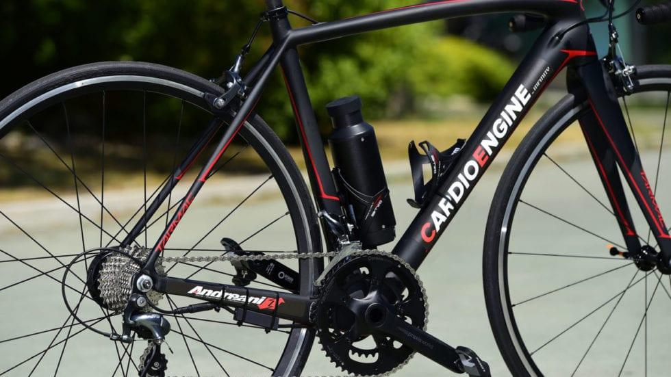 "CardioEngine: ""elettrizzi"" la tua bici da strada e controlli l'attività cardiaca"