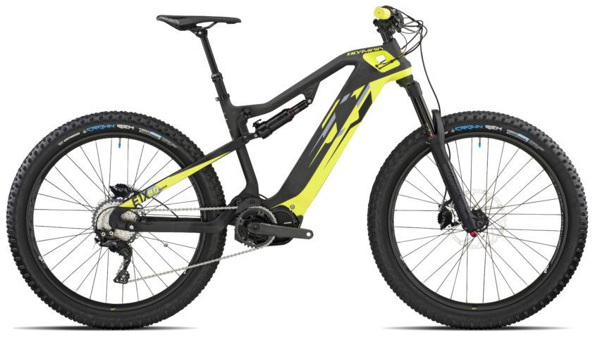 OlympiaE1-X Carbon 8.0