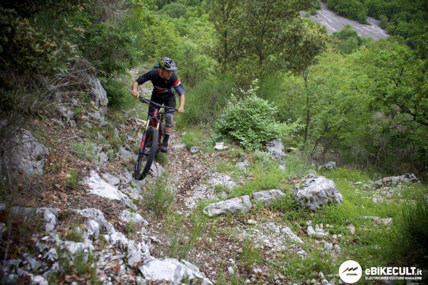 guidare meglio la e-bike