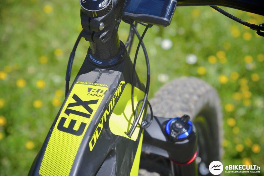 Olympia E1X Carbon