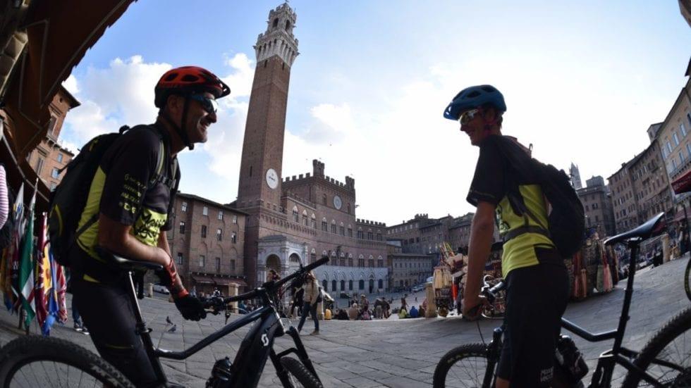 E-Tour Project: dalla Toscana fino a Roma in sella alla e-Mtb