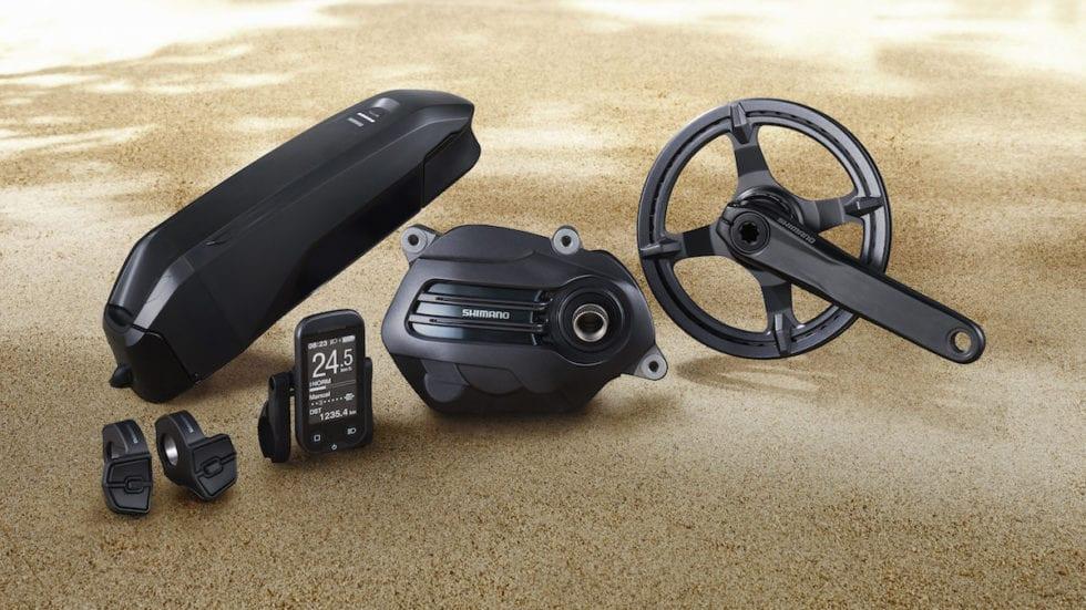 Shimano Steps E6100: la nuova serie per city bike e trekking