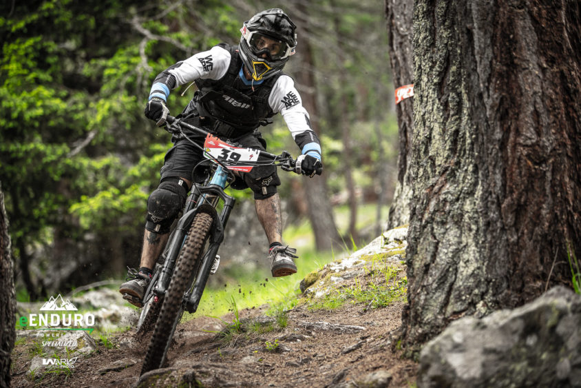 e-enduro in val di pejo