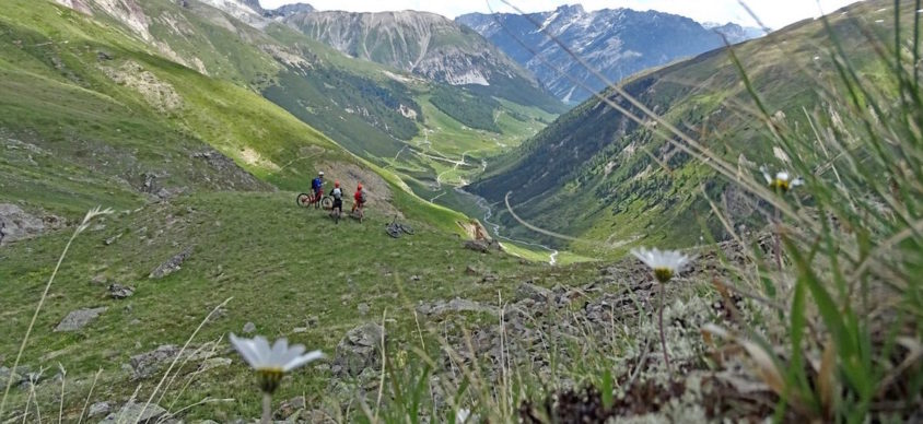 Wild Goat e-bike experience